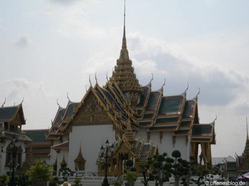 Bangkok - Großer Palast - Dusit Maha Prasat