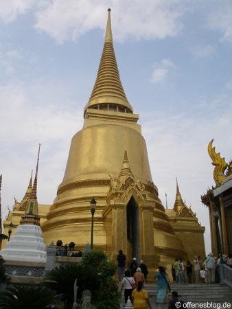 Bangkok - Phra Sri Rattana Chedi