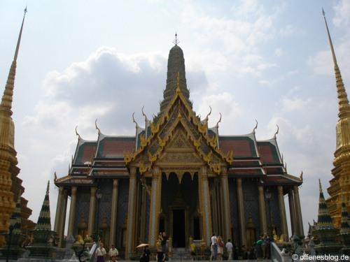 Bangkok - Großer Palast - Prasart Phra Thepbidorn