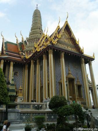 Bangkok - Großer Palast - Wat Phra Kaeo
