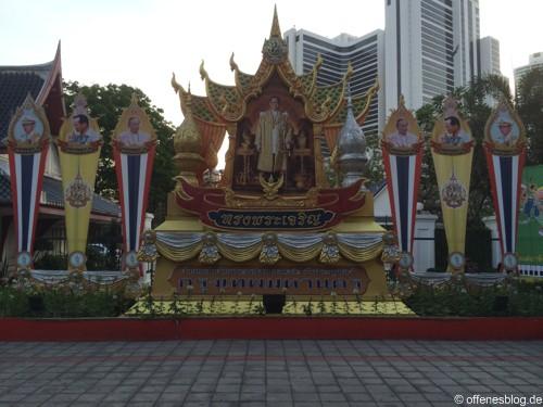 Thailand: Lang lebe der König!