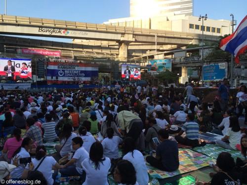 Bangkok - Shutdown 2014
