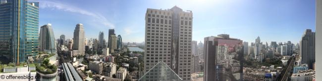 Bangkok Panorama Skyline