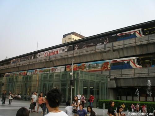 Bangkok Skytrain BTS