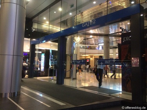 Check-in Terminal 21
