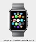 App on Apple Watch
