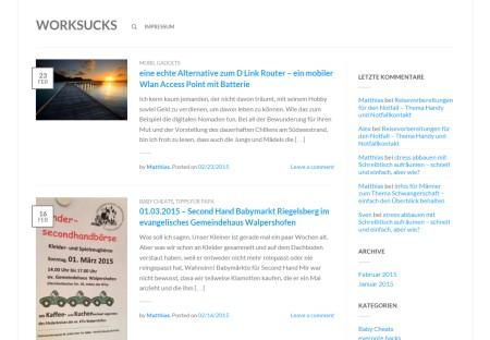 worksucks.eu Screenshot