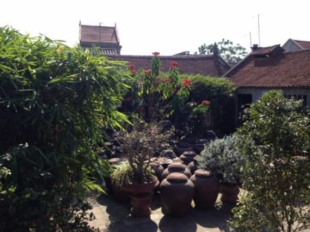 UNESCO Weltkulturerbe: Die Häuser im Zentrum Duong Lams