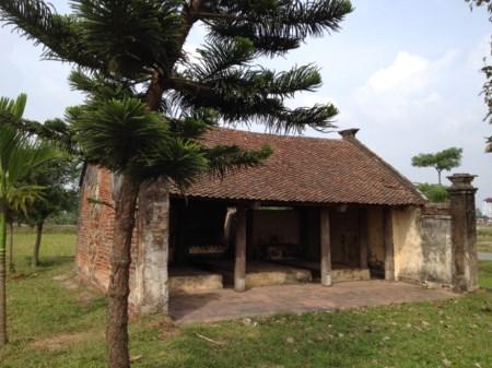 Tempel vor den Toren Duong Lams