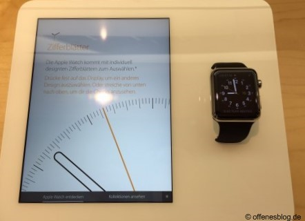 Apple Watch Board