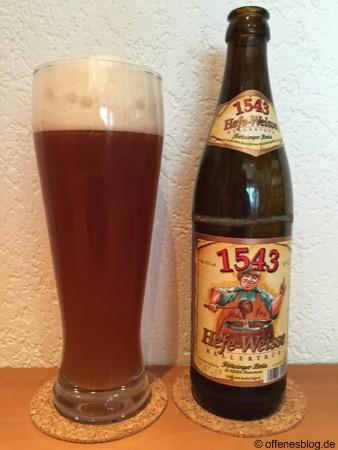 1543 Flötzinger Hefe-Weisse