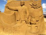 Walt Disney Sandskulpturen
