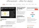 Offenesblatt