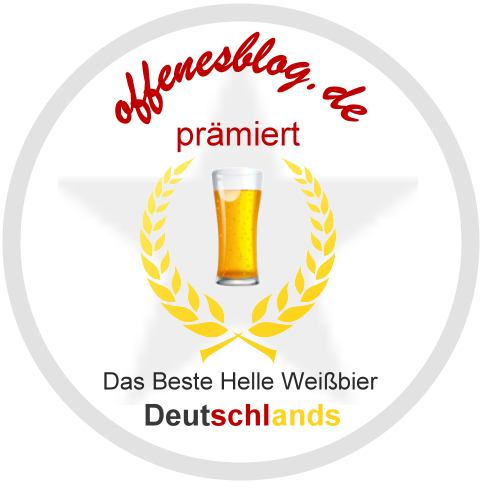 offenesblog Silber Prämiert Bestes Helles Weißbier Deutschlands