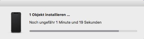 iPhone 11 iTunes Update