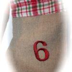 Blog Adventskalender 6. Söckchen