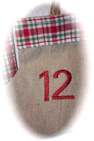 Blog Adventskalender 12. Söckchen