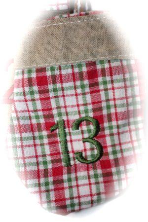 Blog Adventskalender 13. Söckchen