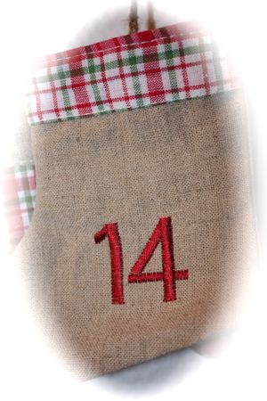 Blog Adventskalender 14. Söckchen