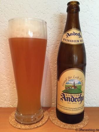 Andechs Weissbier Hell