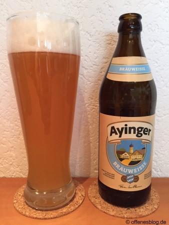 Ayinger Weissbräu