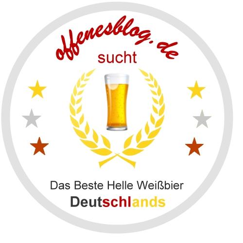 offenesblog.de sucht das beste Helle Weißbier Deutschlands