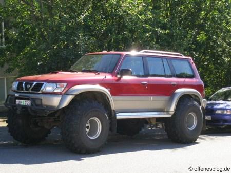 Island Bigfoot Auto